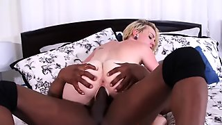 AfroInvasion - Miley May BBC Creampie