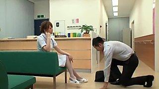Akiho Yoshizawa in The groper Nurse