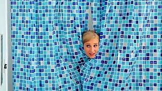 Entrar en mi ducha