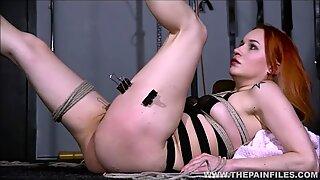 muff whipped lesbian slave Dirty Marys amateur sadism & masochism and female dominance