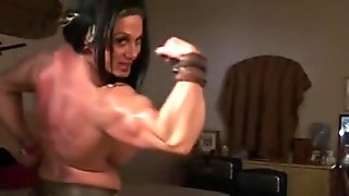 Warrior Woman Flex