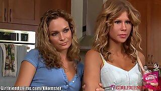 GirlfriendsFilms Strapped Lesbian MILF 3Some