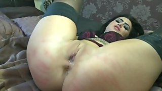 HARDCORE DP ANAL CREAMPIE GANGBANG ACTION WITH HUGE TITS