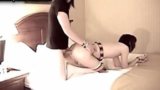 Teen Goth Trannies Having Fun.flv