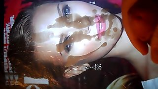 Scarlett Johansson cum tribute 3