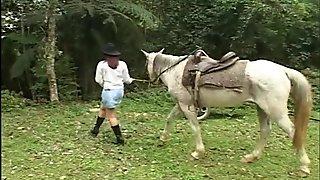 Riding More Than a Horse