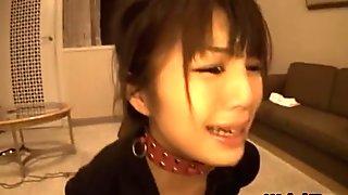 Azumi Harusaki Japanese Tied Slave Hot part3