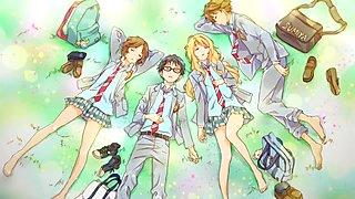 Shigatsu wa Kimi no Uso Opening (Your Lie In April) Opening 1