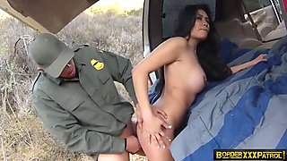 Sexy Latina Cousin Comes To The Rescue