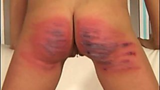 Hungarian Caning Audition