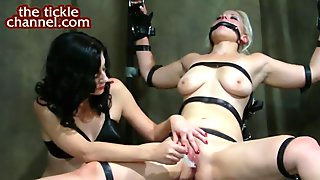 Pussy Tickle Orgasms For Galas
