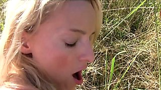 PublicAgent Dirty Diana gets fucked outdoors