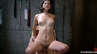 Bobbi Starr and Jason Miller Bondage Session