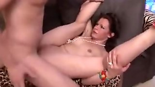 Casting of a skinny redhead analized