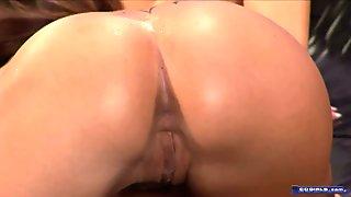 Jenna Haze Oil Orgy