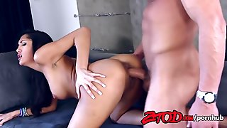 Young Chloe Amour Fucked Hard