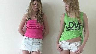 Netvideogirls - Lyra and Alana