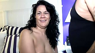 Latina MILF thicke sucks hood rican mr. tatoo