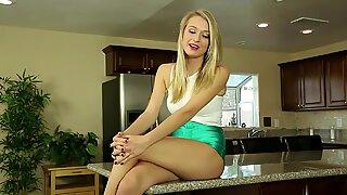 Cute Blonde Natalia Starr Fucks A Well Hung Asian Dude - Natalia A