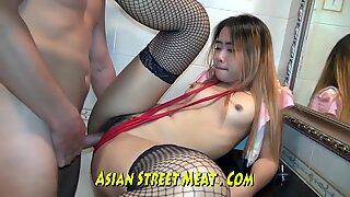 Gorditas asiáceo proporcionales asiáticos